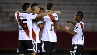 UnRivermuy superior a su rival venció por 3 a 0 a Alianza Lima y encaminó su clasificación a los octavos de final de laCopa Libertadores. Suárez,...