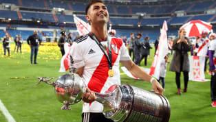 Cinco posibles destinos de Pity Martínez tras el anuncio de su salida de River Plate