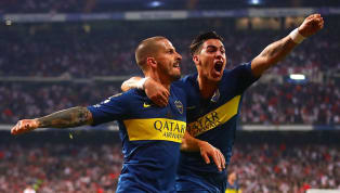 Arsenal Enter Negotiations With Boca Juniors for £40m Transfer of Star Winger