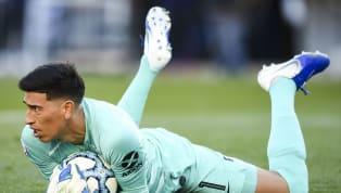 Esteban Andrada es uno de los jugadores del momento. No recibió goles en lo que va del semestre, está batiendo todos los récords y cada vez está más...