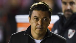 La relación entre Marcelo Gallardo y la Conmebol nunca fue buena y el entrenador declaró en varias ocasiones su descontento. Recibió varias sanciones graves...