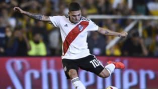El rendimiento de Juan Fernando Quintero es cada partido más destacable. El futbolista colombiano ya es el conductor deRiver Plateen ataque, maneja todos...