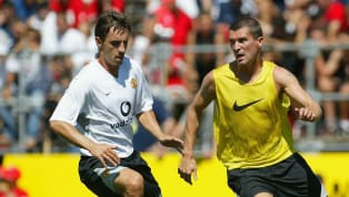 Gary Neville has recalled the details of a Manchester United team meeting that effectively spelled the end of Roy Keane's career at Old Trafford. Keane joined...