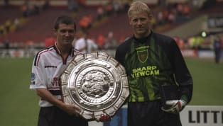 ​​Manchester United legend Roy Keane has casually revealed that he once got into a fight with another United great Peter Schmeichel in a hotel lobby at 4am...