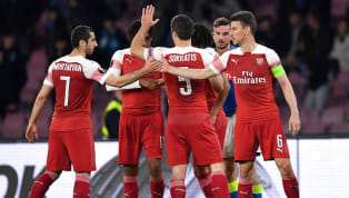 Arsenal traveled to the Stadio San Paolo and eased past Napoli with a 1-0 win to secure their place in the Europa League semifinals. The Gunners set aside...