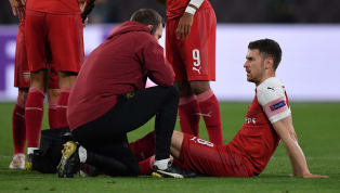 ​Arsenal manager Unai Emery has claimed that midfielder Aaron Ramsey will return to action in 'two or three weeks' after going off during their Europa League...