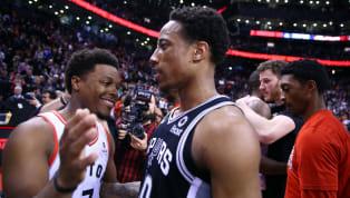 Los Raptorsarruinaron el regreso deDeMar DeRozana Toronto al imponerse en un emocionante encuentro por 120-117 a los San Antonio Spursen el que el...