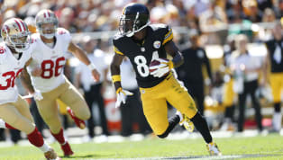 ​​Antonio Brown is one of the best wide receivers in football. He's going through some ​major turmoil with the Steelers' organization and has been heavily...