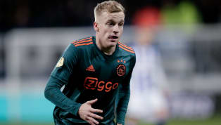 We all need some normality in our lives, and what's more normalising than some good old-fashioned transfer hysteria surrounding Ajax's most highly-coveted...