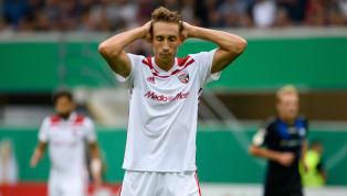 """Der FC Ingolstadt muss in den kommenden Wochen auf Tobias Schröck verzichten. Wie die """"Schanzer"""" am Freitagmorgen mitteilten, fällt der 25-Jährige bis auf..."""