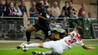 FC Ingolstadt ⚡️ In einer Stunde geht's los ⚡️ Unser #Schanzer Chefcoach Alex #Nouri schickt folgende Start-11 in die Partie gegen den @SCPaderborn07:...