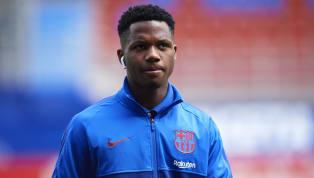La lesión de Lionel Messi en el inicio de esta temporada le dio al juvenil la posibilidad de mostrarse en el primer equipo...y vaya que lo hizo bien. Con tan...