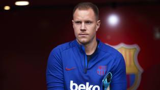 Alors que Barcelone a souffert face auSlavia Prague malgré sa victoire, Marc-André ter Stegen n'a pas pu se satisfaire de la prestation des sienset l'a fait...
