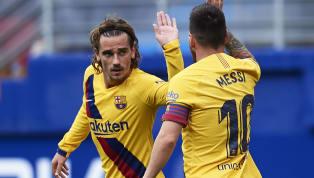 Lionel Messitừng bị đồn về việc không thích tân binh của Barcelona là Antoine Griezmann, tuy vậy ngôi sao của đội bóng là Gerard Pique đã phủ nhận điều này....