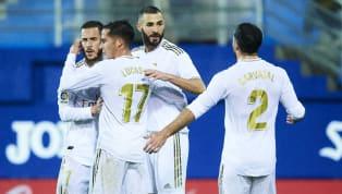 Pour le compte de la 13ème journée deLiga, le Real Madrid se déplaçait sur la pelouse d'Eibar. Une rencontre qui a tourné à l'avantage des joueurs de...