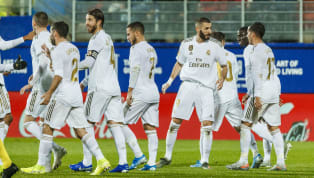 News The closest La Liga title race in years resumes on Saturday, as second place Real Madrid welcome fifth place Real Sociedad to the Bernabeu. Madrid...