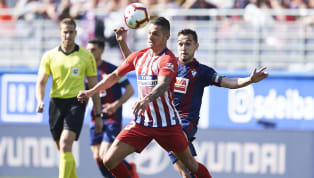 eros Atletico Madrid waited until the 85th minute to secure the three points at Ipurua on Saturday, eventually snatching three points when substitute Thomas...