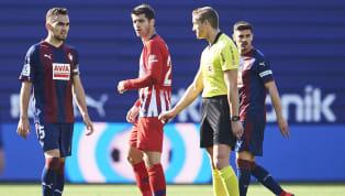 Sans Griezmann ni Diego Costa tous deux suspendus face à Eibar, Álvaro Morata était titulaire lors de la victoire 1-0 des Colchoneros. L'attaquant espagnol a...