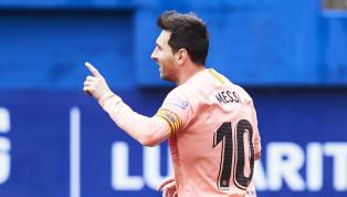 Với 2 bàn thắng vào lưới Eibar,Lionel Messichính thức cán cột mốc 50 bàn thắng mùa này. Đây đã là mùa giải thứ 6 liên tiếp anh chạm con số này. For the...