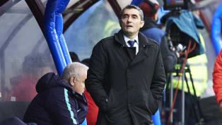 ​​Barcelona manager, Ernesto Valverde has demanded more from his squad following their 2-2 draw against Eibar in the final game of the La Liga on Sunday,...