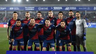  ALINEACIÓN | Con estos 11 jugadores vamos a saltar hoy a El Alcoraz para disputar la 22ª jornada de #LaLigaSantander contra el @realvalladolid...