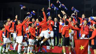 U22 Việt Nam mang đến nhiều sự trông đợi cho NHM sau khi giành huy chương vàng ở SEA Games 30. Theo cựu HLV Steve Darby, NHM Việt Nam có thể bắt đầu mơ tới...