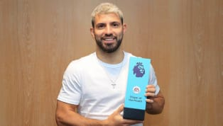 ​Manchester City striker Sergio Aguero has been named Premier League Player of the Month for February after he scored seven goals in four games, including...