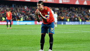 ​Sergio Ramos scored his 18th goal for the Spanish national team with a ​71st minute penalty against Norway which proved to be the winning goal in their UEFA...