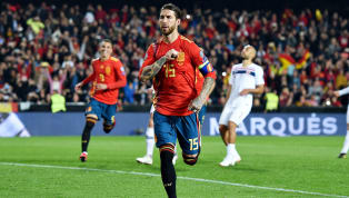 ​Real Madrid captain Sergio Ramos has been ranked as ​the best player by UEFA in terms of player performances for his national team Spain. The Real Madrid...