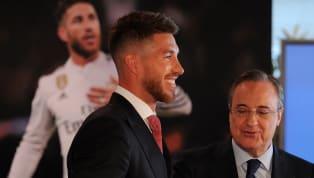 Mới đây đích thân chủ tịchReal MadridFlorentino Perez xác nhận Sergio Ramos có nhận được một lời đề nghị từ phía Trung Quốc để sang thi đấu, nhưng khócó...
