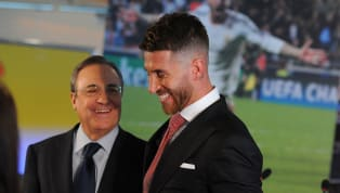 Real Madrid president Florentino Perez has admitted that Sergio Ramos asked to be allowed to leave for free this summer to a Chinese club. Speaking on Onda...