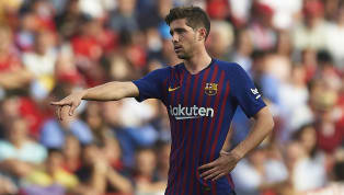 Barcelona right-back Sergi Roberto has revealed that Real Madrid were initially interested in snapping him up as a youngster before he eventually opted to...