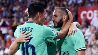 Le Real Madrid est le nouveau co-leader de Liga. A Séville, lesMadrilènesont cravaché pour se sortir des griffes des Andalous. C'est encore Karim Benzema...