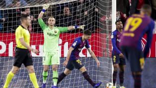 El conjunto azulgrana ha vuelto a mostrar sus problemas defensivos.Ante el Valencia encajó dos goles y ha recibido más tantos en su estadio en lo que...