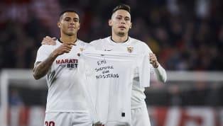 El volante argentino le dedicó un cálido mensaje al fallecido delantero. Sevilla ganó 3-1 ante Levante, en la Copa del Rey. Pero sin dudas que el resultado...