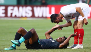 Sevilla defender Joris Gnagnon has publicly apologised to Liverpool's Yasser Larouci for his 'heinous' challenge on the youngster in a pre-season friendly in...