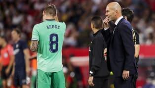 Pourtant indiscutable depuis le début de la saison, Toni Kroos n'a pas joué lors de la défaite du Real Madrid face à Manchester City, en Ligue des Champions...
