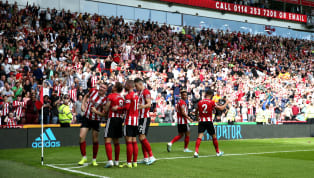 Win Sheffield United ensured their first home match since returning to the top flight went in style with a deserved 1-0 win over a lacklustre Crystal Palace...