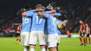 tory ​Manchester City battled to a 1-0 win over Sheffield United at Bramall Lane on Tuesday evening, with Sergio Aguero coming on to score the all-important...