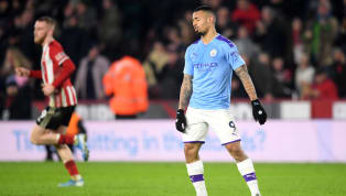 ague Manchester Citystriker, Gabriel Jesus is definitely a fine finisher and one of the best in the Premier League as his goal tally for his club shows....