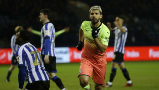 tion Manchester City continued their FA Cup defence with a comfortable win on Wednesday night, as they beat Sheffield Wednesday 1-0 at Hillsborough. City had...
