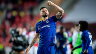 ​Chelsea manager Maurizio Sarri has hinted that Olivier Giroud will return to the bench for Monday's meeting with Burnley, despite his impressive form in the...