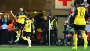 Der BVB hat sein Auswärtsspiel in derChampions Leaguebei Slavia Prag mit 2:0 gewonnen - überzeugend war die Vorstellung der Dortmunder aber keineswegs....