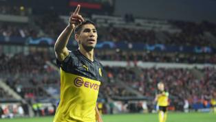 Beim etwas mühsamen 2:0-Sieg gegen Slavia Prag in der Champions League war Achraf Hakimi der Matchwinner. Durch seinen Doppelpack konnte sich der BVB...
