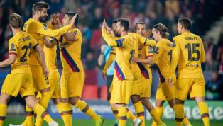 Barcelona meraih kemenangan dengan skor 2-1 atas Slavia Praha dalam lanjutan laga ketiga grup F Champions League di Sinobo Stadium, Kamis (24/10) dini hari...