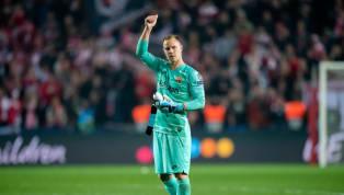 ElFC Barcelonaganó al Slavia de Praga en un encuentro muy duro. Messi, con gol y asistencia, fue decisivo. Ter Stegen salvó la victoria para los culés....