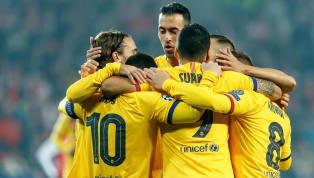 Le FC Barcelone remporte difficilement cette rencontre contre le Slavia Prague (1-2). Lionel Messi a ouvert le score dès le début de match dans une première...
