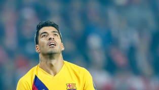 Luis Suáreztrifft auswärts in derChampions Leaguedas Tor nicht mehr. Im letzten Spiel bei Slavia Prag traf er zwar, aber abgefälscht, und das Tor wurde...