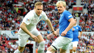 ​This Sunday a host of miss-matched celebrities and footballing royalty will do battle at Stamford Bridge in the eighth edition of Soccer Aid.  The charity...