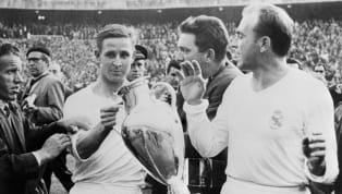 Raymond Kopa is number 22 in 90min's Top 50 Greatest Footballers of All Time series Real Madrid have had a lot of exceedingly talented football...